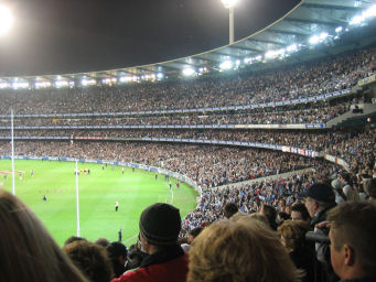 Some of the 98,002crowd