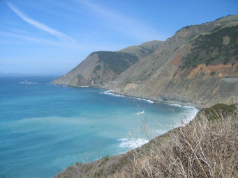 Coast near Big Sur