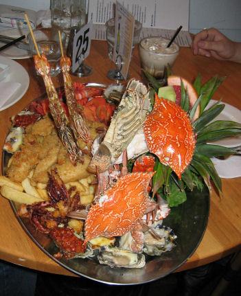 Seafoodplatter