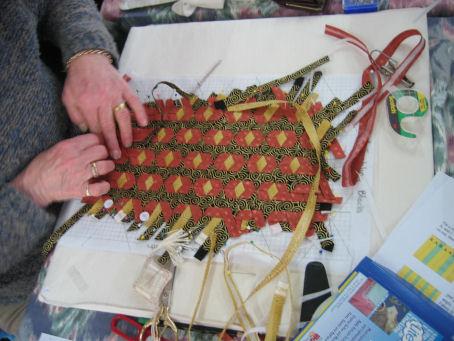 Flora's lattice
