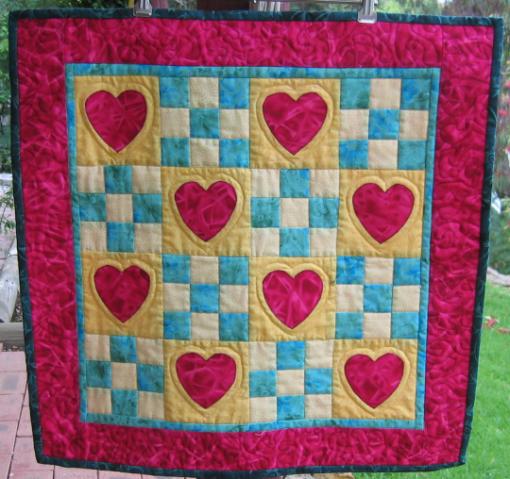 Quilt: Blanket of Love | Rhonda Bracey: At Random : blanket quilt - Adamdwight.com
