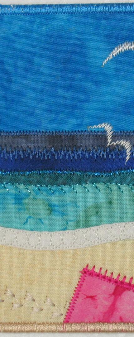Beach Blanket - close-up