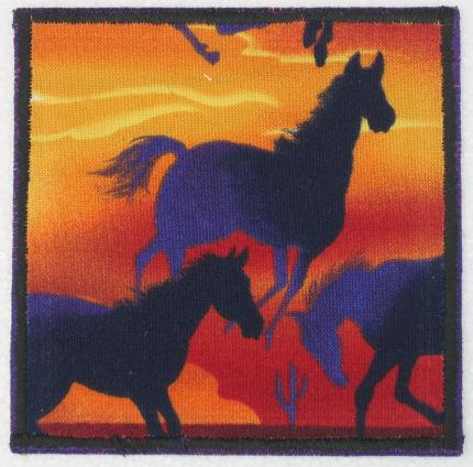 Back of Tequila Sunrise coaster