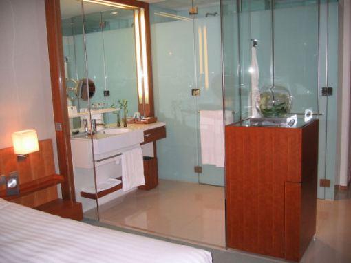 Part of room at Novotel Citygate Hotel, near Hong Kong Airport