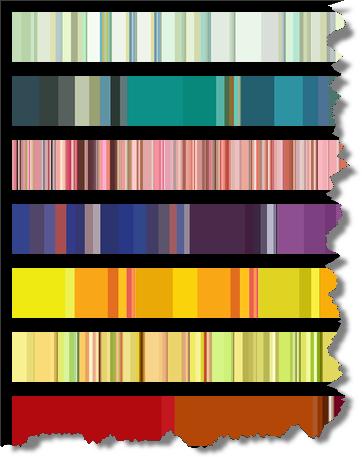 Step 1: Click a color strip