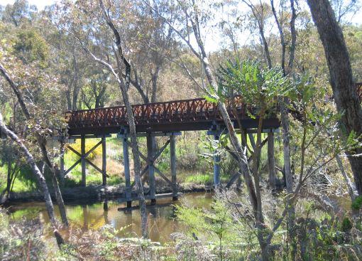 Blackwood River on Winnejup Rd