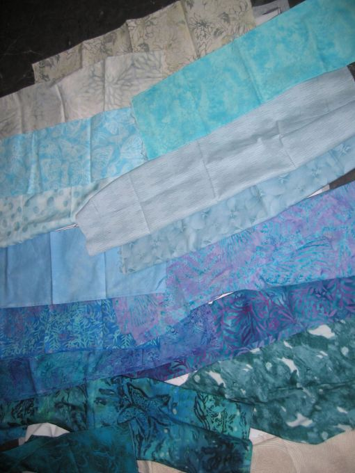 Audition potential fabrics