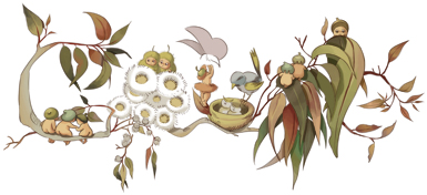cecilia_may_gibbs_136th_birthday_googledoodle