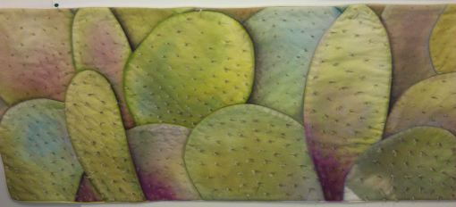 Prickly pear quilt