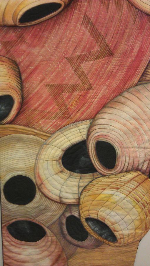 African baskets quilt