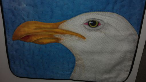 Seagull quilt