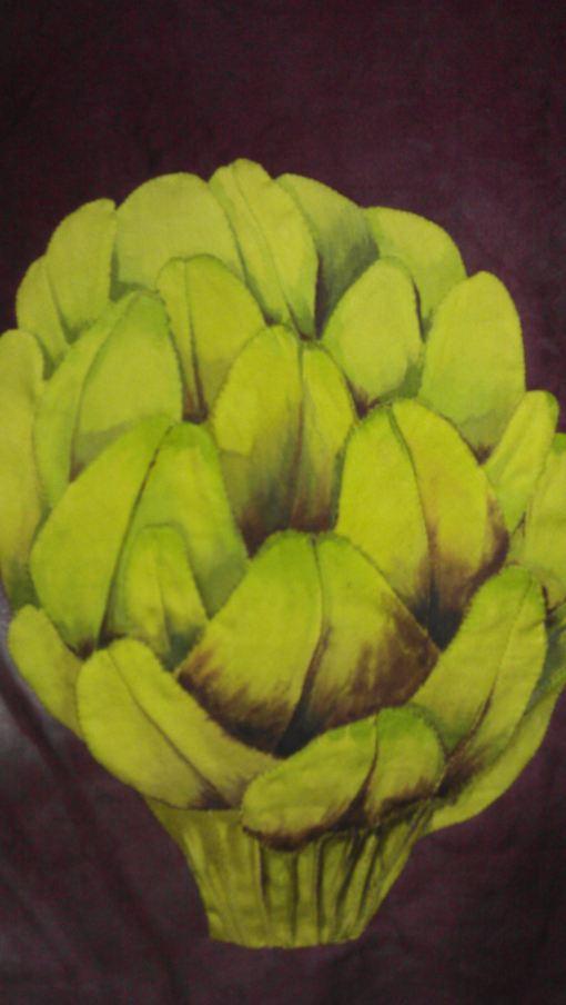 Artichoke quilt