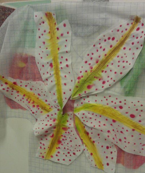 Sara's lily