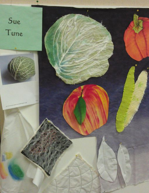 Sue's vegetables