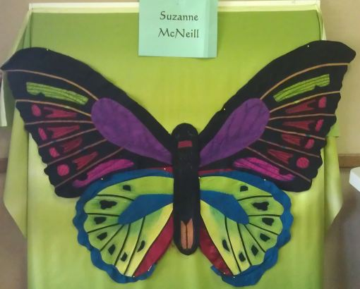 Suzanne's butterfly
