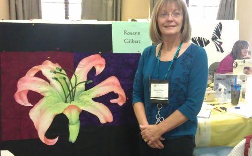 Rosann's lily