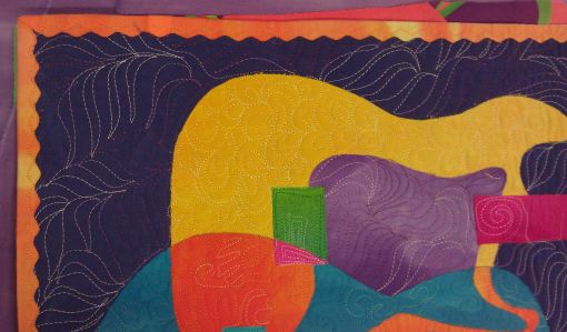 Very cool and simple binding technique from Robbi
