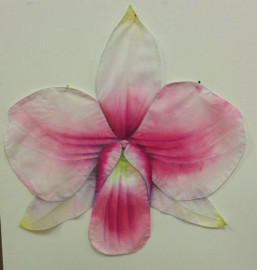 After Velda's help in adding more shadow and depth