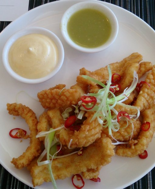 DSC_0001_Qantas_First_Class_Lounge_Sydney_Salt_Pepper_Squid_20150306