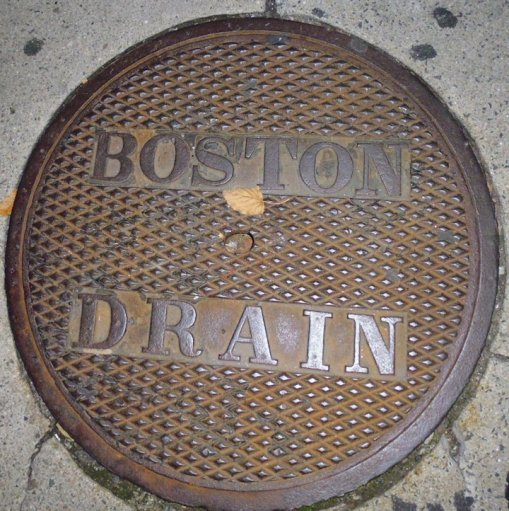 Drain, a cousin of a sewer