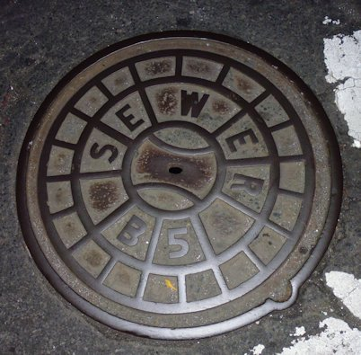 In memory of B5, a Boston sewer of great repute
