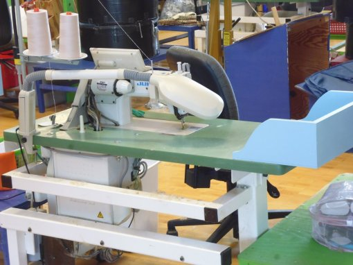 Juki industrial sewing machines