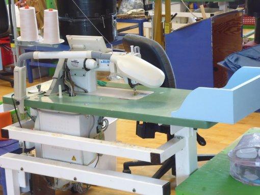 Juki industrial sewing machines
