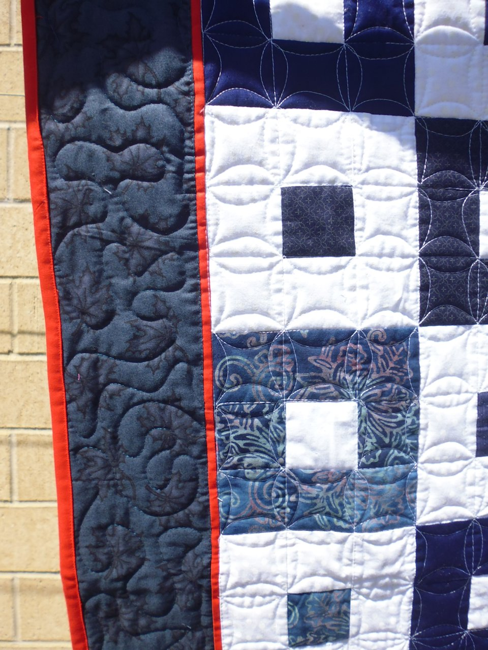 and flat quilting quilts blue classic baby the fons white porter quilt patterns kid company